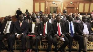 South Sudan warring rivals in Ethiopia for peace talks