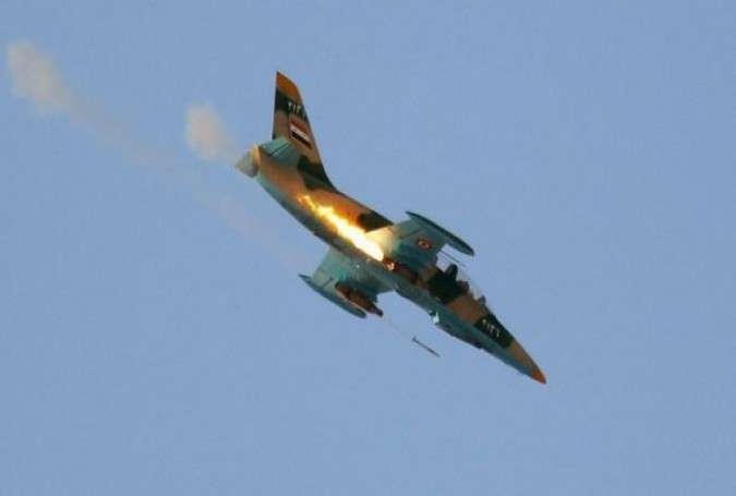 60 killed in Syria airstrikes on ISIL positions in Raqqa