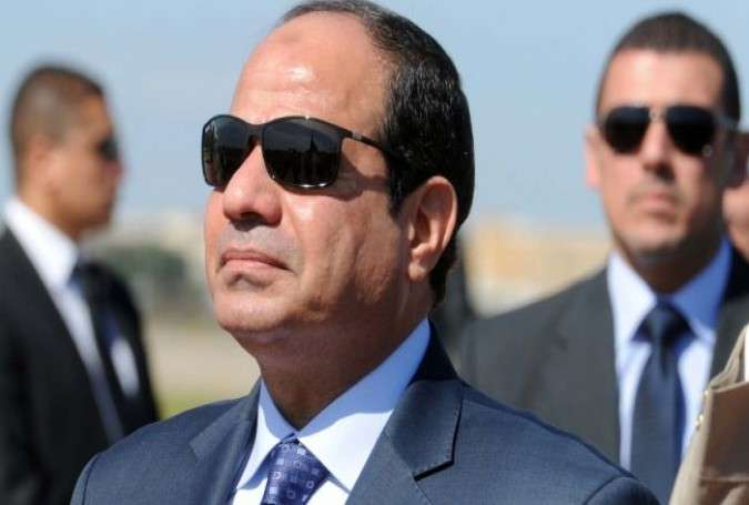 Congress move means US wants Egypt in charge in region