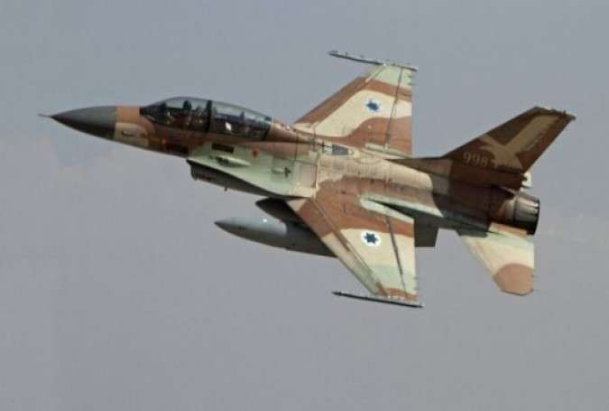 Israel fighter jets conduct air raids on Gaza Strip