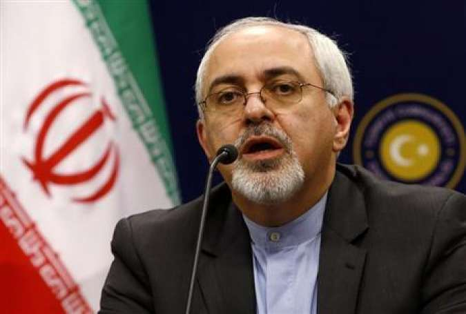 Zarif: US Senators' Letter Devoid of Legal Value, Propaganda Ploy
