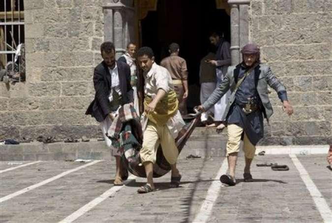 pemboman ISIS di Yaman