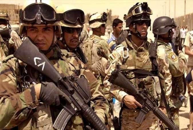 Tentara Iraq, menghadapi ISIL
