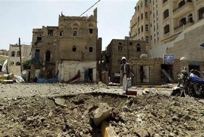 Penduduk Yaman