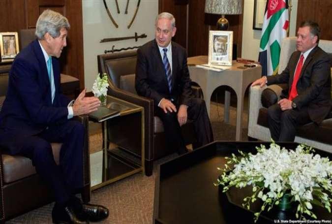 Diam-diam Diplomat Arab Temui Para Pejabat Israel di Yordania