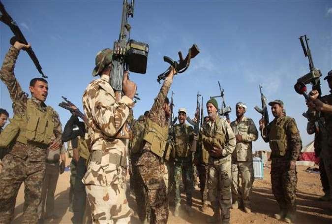 Pasukan Irak Berhasil Ambil Alih 30 Persen Ramadi