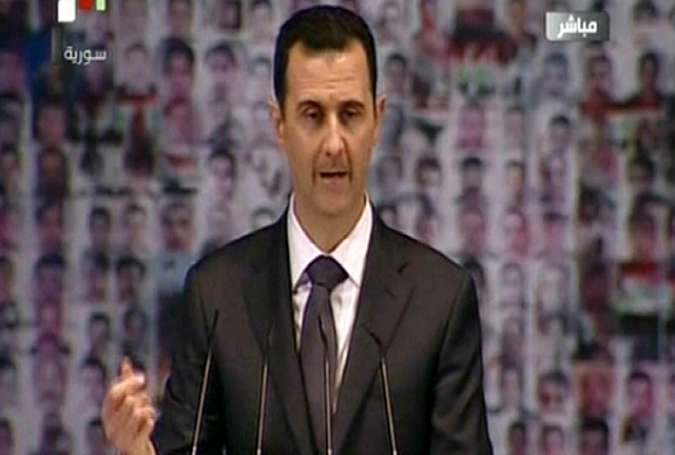 West hypocritical in fighting terrorism: Syria