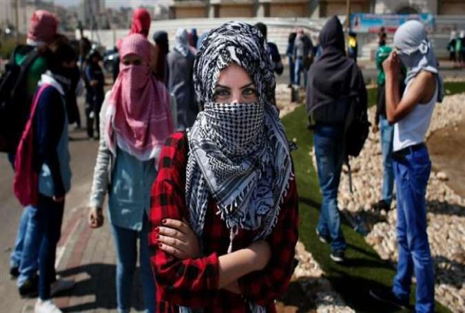 Fearless Palestinian women rise against Israeli occupation