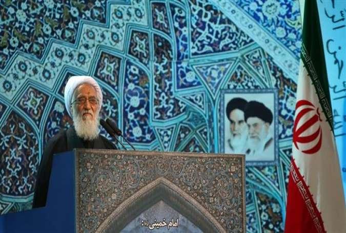 Ulama Iran: Semua Negosiasi dengan AS Tak Berguna