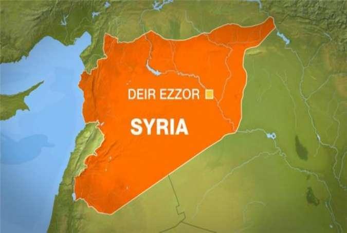 Suriah Kecam Serangan Jet Tempur Koalisi AS