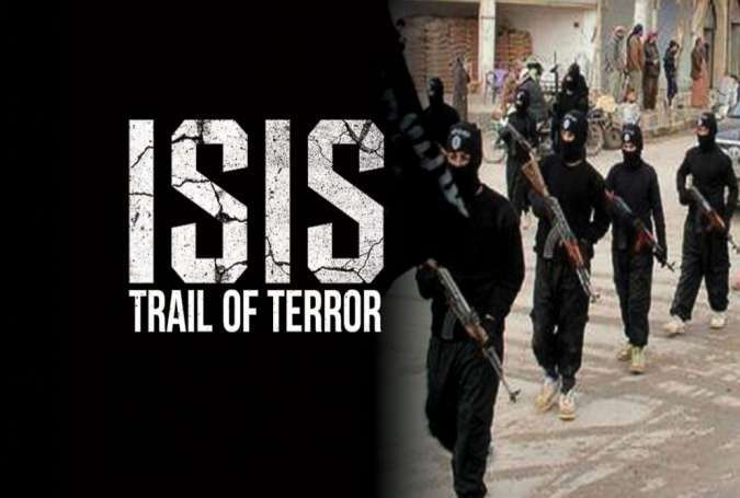 "Latest ISIS Atrocity in Syria. ""Moderate Terrorists"" Trained by the CIA"