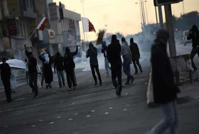Bahrainis stage anti-regime protests ahead of uprising anniversary