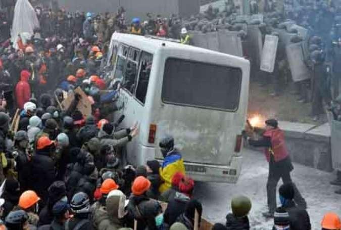 سازمان ملل: درگیریهای اوکراین بیش از 30000 کشته و زخمی برجای گذاشته است