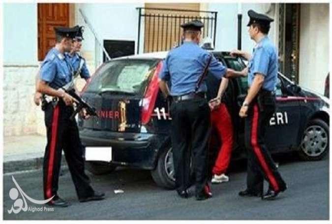 6 تروریست در ایتالیا دستگیر شدند