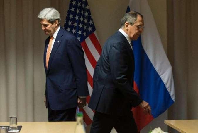 米国は誤ってシリア危機のためにロシアを非難します