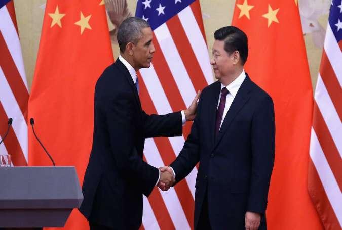 米国が支援するNGOのを阻止する中国の権利