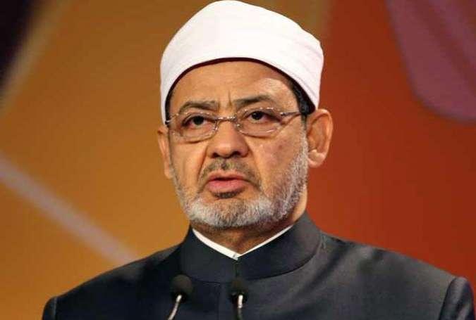 شیعہ سنی بھائی بھائی اور دین اسلام کے دو اہم ستون ہیں، شیخ احمد الطیب
