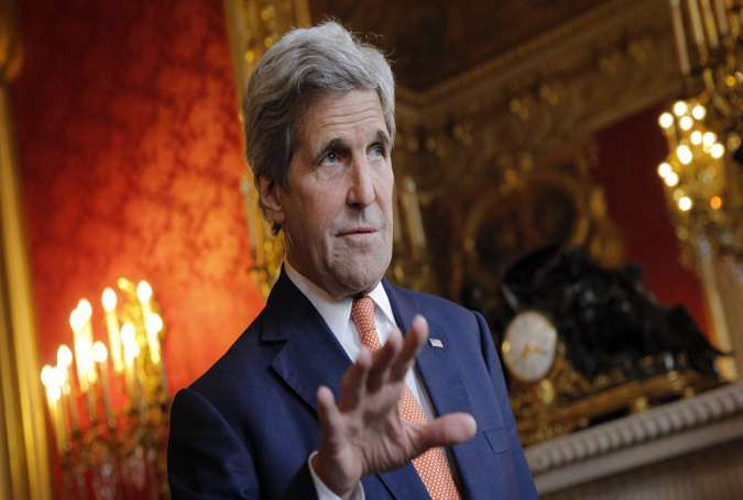 Kerry Threatens War-Without-End on Syria