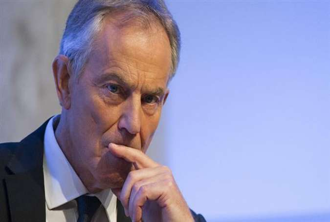 Blair responsible for creation of Daesh