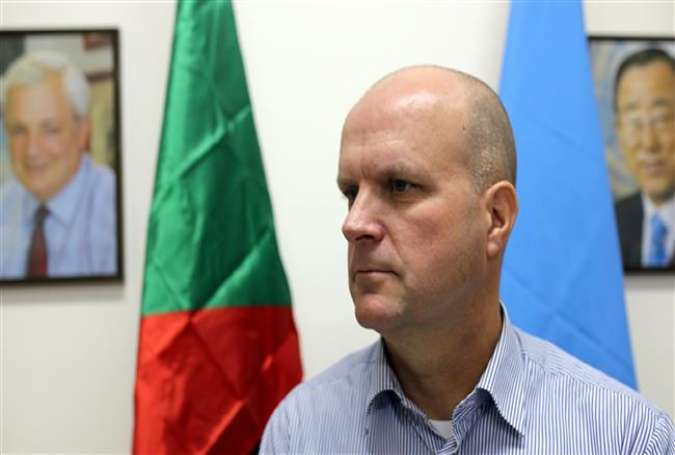 Ivo Freijsen, the head of the UN's Office for the Coordination of Humanitarian Affairs (OCHA) in Khartoum