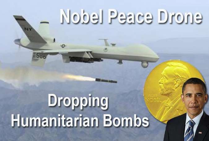 Drone for Obama – Anyone?