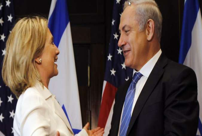 The New York Times's (and Clinton Campaign's) Abject Cowardice on Israel