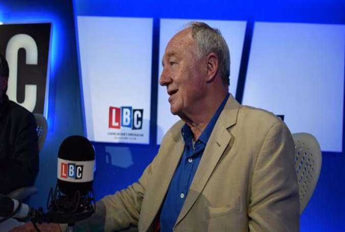 Ken Livingstone has only appeared on LBC's Saturday show as a guest in the wake of the antisemitism row.