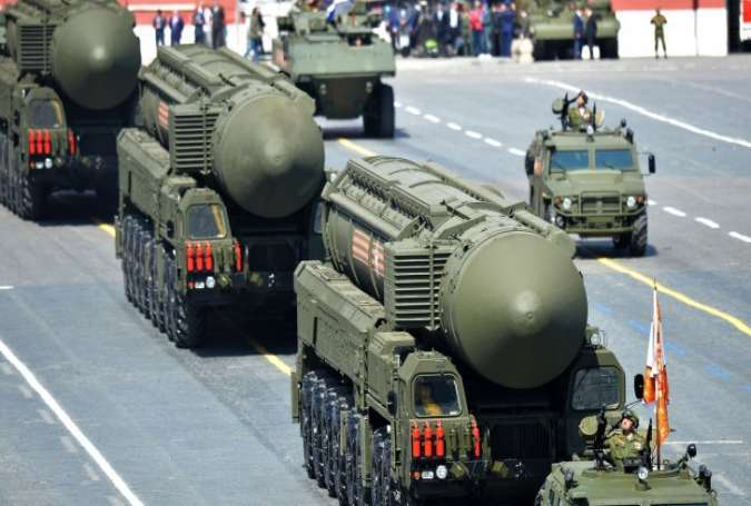 Russia military might trounces that of US, NATO