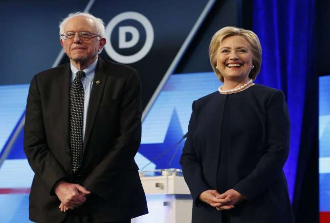 Sanders hoping Clinton is indicted over email scandal