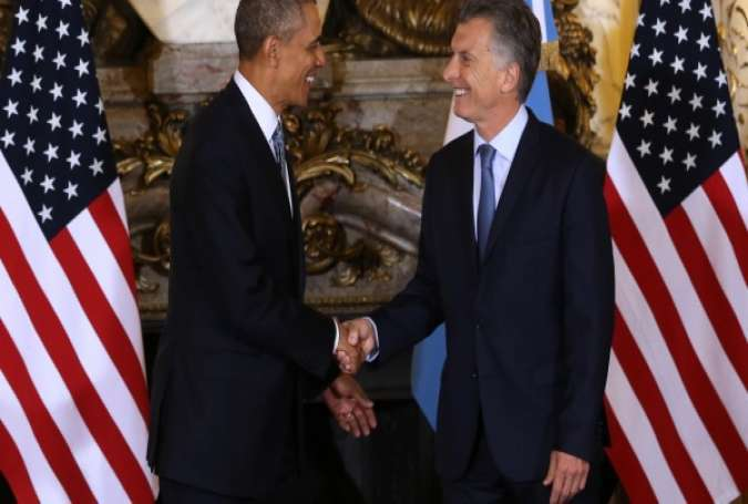 Macri Gives Go-Ahead to US Military Installations in Argentina