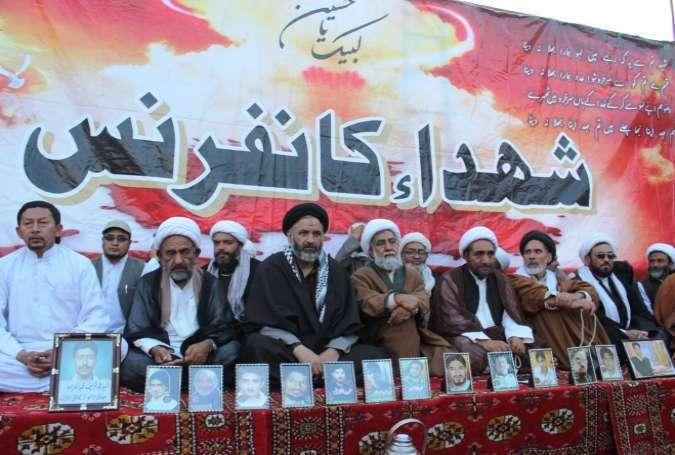 بلتستان میں عظیم الشان شہداء کانفرنس و برسی امام خمینی (رہ) کا انعقاد، عوام کی بھرپور شرکت