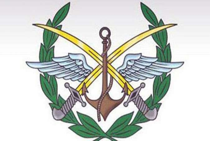 Syrian General command of the army and armed forces