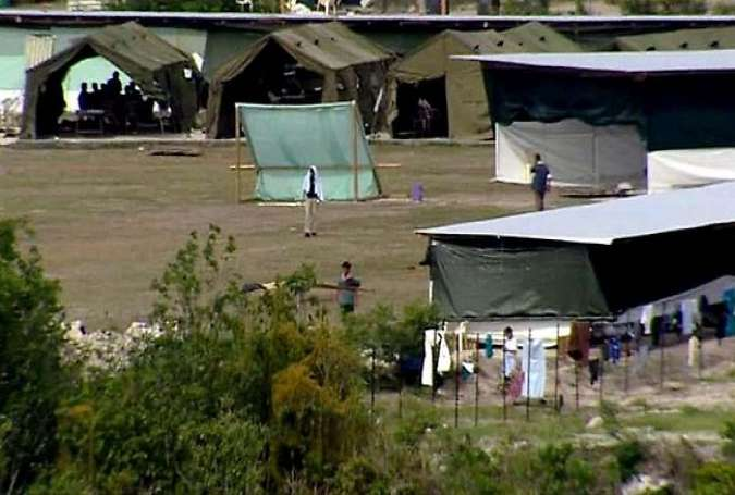 Refugees Treated Inhumanly at Australian Detention Center