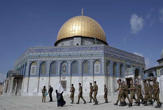 King Abdullah: Israeli violations at Al-Aqsa