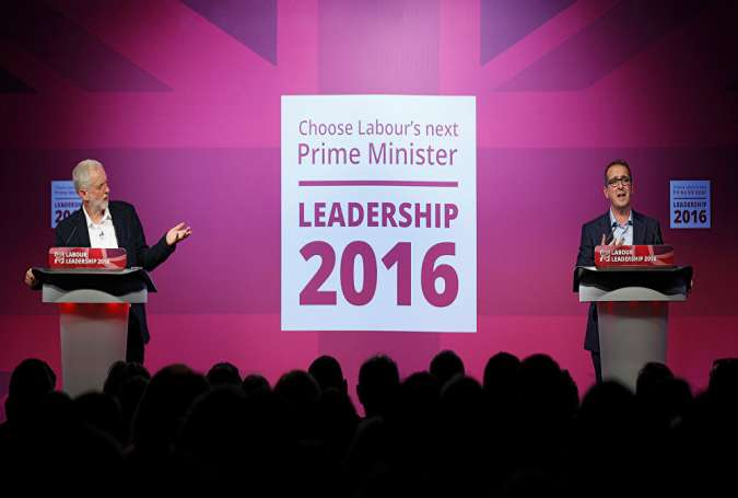 Labour Leadership Contest Begins in UK Monday With Ballot Mailing