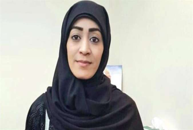 Enas Oun is the head of the Monitoring and Documentation Department at Bahrain Center for Human Rights (BCHR)