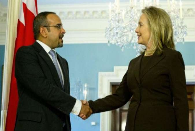 US State Dept. Documents: Bahrain CP Donated $32 Million to Clinton Foundation Program to Meet Hillary Clinton