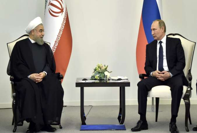 The Russia-Iran Strategic Game-Changer