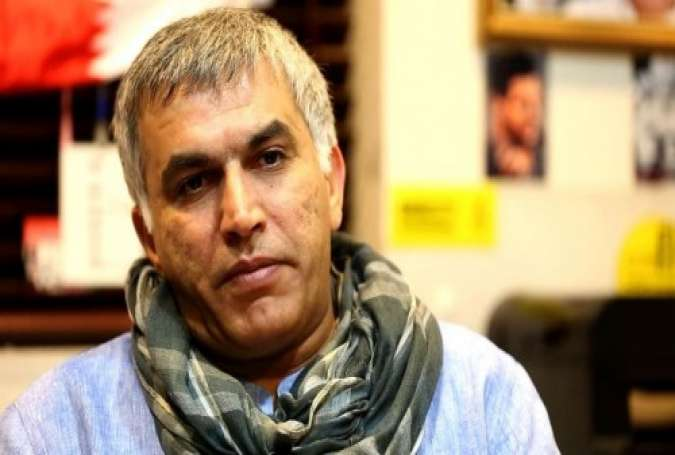 Denmark Seriously Concerned about Reports of Health Deterioration of Nabeel Rajab
