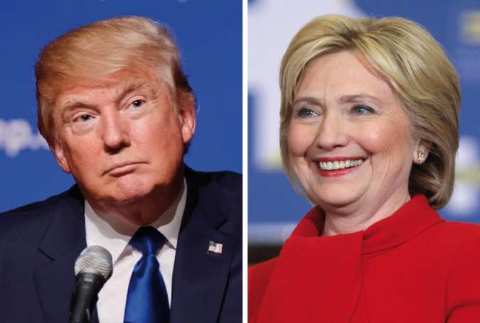 US Presidential Election 2016: The Battle of the Hawks