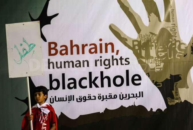 "Bahraini Groups Demand ""Meaningful"" UN Action against Monarchy"