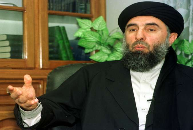 Hekmatyar's party close to final declaration on peace deal with govt