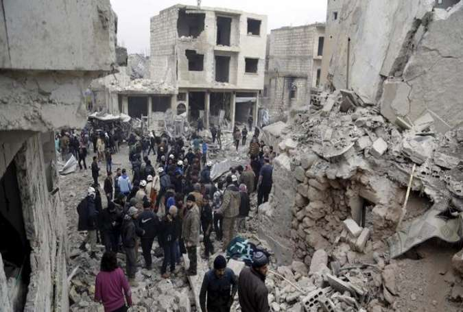 Civilians, Main Victims in Syrian Conflicts: UN