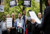 Thousands rally against Netanyahu's visit to The Hague