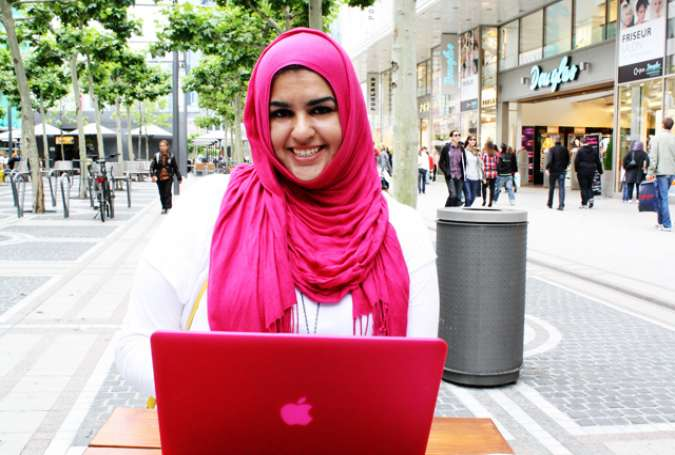 A Muslim Girl in Germany
