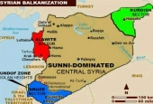 The US Road Map To Balkanize Syria