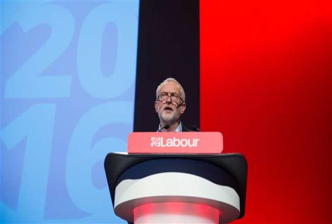 Corbyn to resolve UK conflicts, challenge US policies
