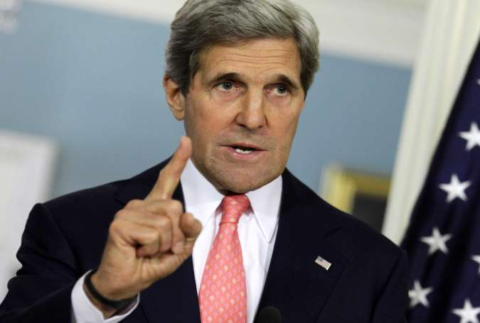 Another Kerry Rush to Judgment on Syria