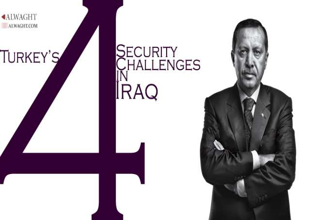 Turkey's 4 Security Challenges in Iraq