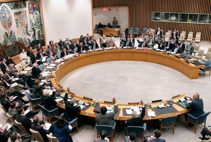 Syrian Crisis Heralds Collapse of Security Council